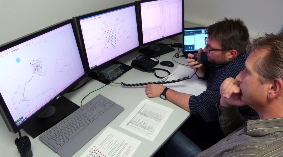 VTS Simulator 1