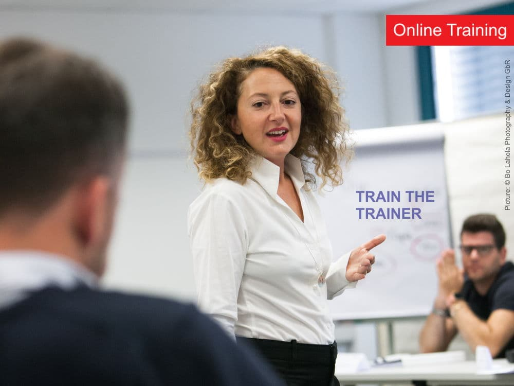 Train the Trainer - Online